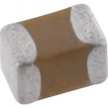 Kemet C0402C101J5GAC7867+ Condensatore ceramico SMD 0402 100 pF 50 V 5 % (L x L x A) 1 x 0.3 x 0.5 mm 1 pz.