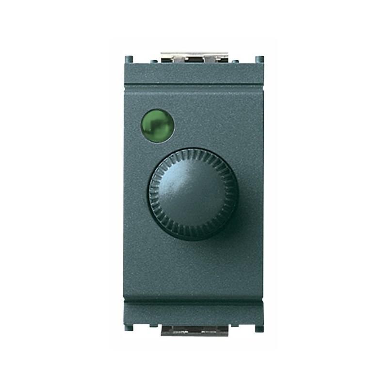 Regolatore 230 V~ 50-60 Hz per: lampade ad incandescenza 100-500 W, serie vimar idea grigia, prezzo online.