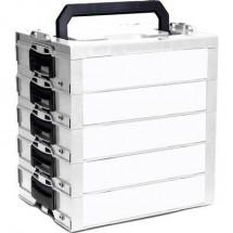 Sortimo i-BOXX Rack 600.001.0103 Cassetta porta utensili senza contenuto ABS (L x L x A) 442 x 342 x 475 mm