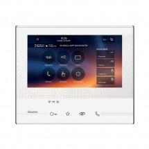 Bticino Videocitofoni Wi fi Wireless, Connessione Senza Fili, Colore Bianco, classe 300x13e, due fili, prezzo online.