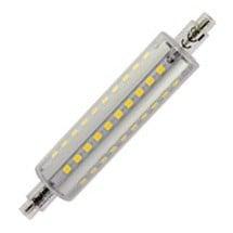 Lampadine Led Beghelli Tubo 10 Watt Attacco R7S Luce Calda 3000K.
