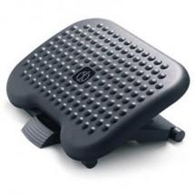 Poggiapiedi Hansa - world of office footness comfort ergonomica, Regolabile in altezza, inclinazione regolabile, con