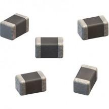 Würth Elektronik WCAP-CSGP 885012007004 Condensatore ceramico 0805 100 pF 10 V 5 % (L x L x A) 2 x 1.25 x 0.6 mm 1 pz.
