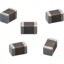 Würth Elektronik WCAP-CSGP 885012007034 Condensatore ceramico 0805 100 pF 25 V 5 % (L x L x A) 2 x 1.25 x 0.6 mm 1 pz.