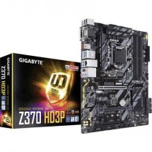Mainboard Gigabyte Z370 Hd3P Attacco IntelΛ 1151V2 Fattore Di Forma Atx Chipset Della Scheda Madre IntelΛ Z370