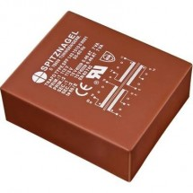 Spitznagel SPF 0340606 Trasformatore per PCB 2 x 115 V 2 x 6 V/AC 3 VA 250 mA