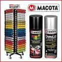 Vernici Spray Macota e Bombolette