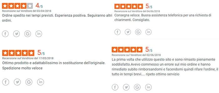 campoelettrico.it impressioni opinioni recensioni testimonianze