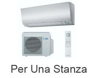 condizionatori mono split per 1 stanza o camera, silenziosi, aria condizionata, basso consumo, economici, migliori prezzi e offerte vendita online