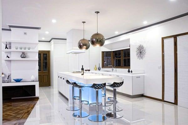 20 idee e consigli per illuminare la cucina in modo moderno