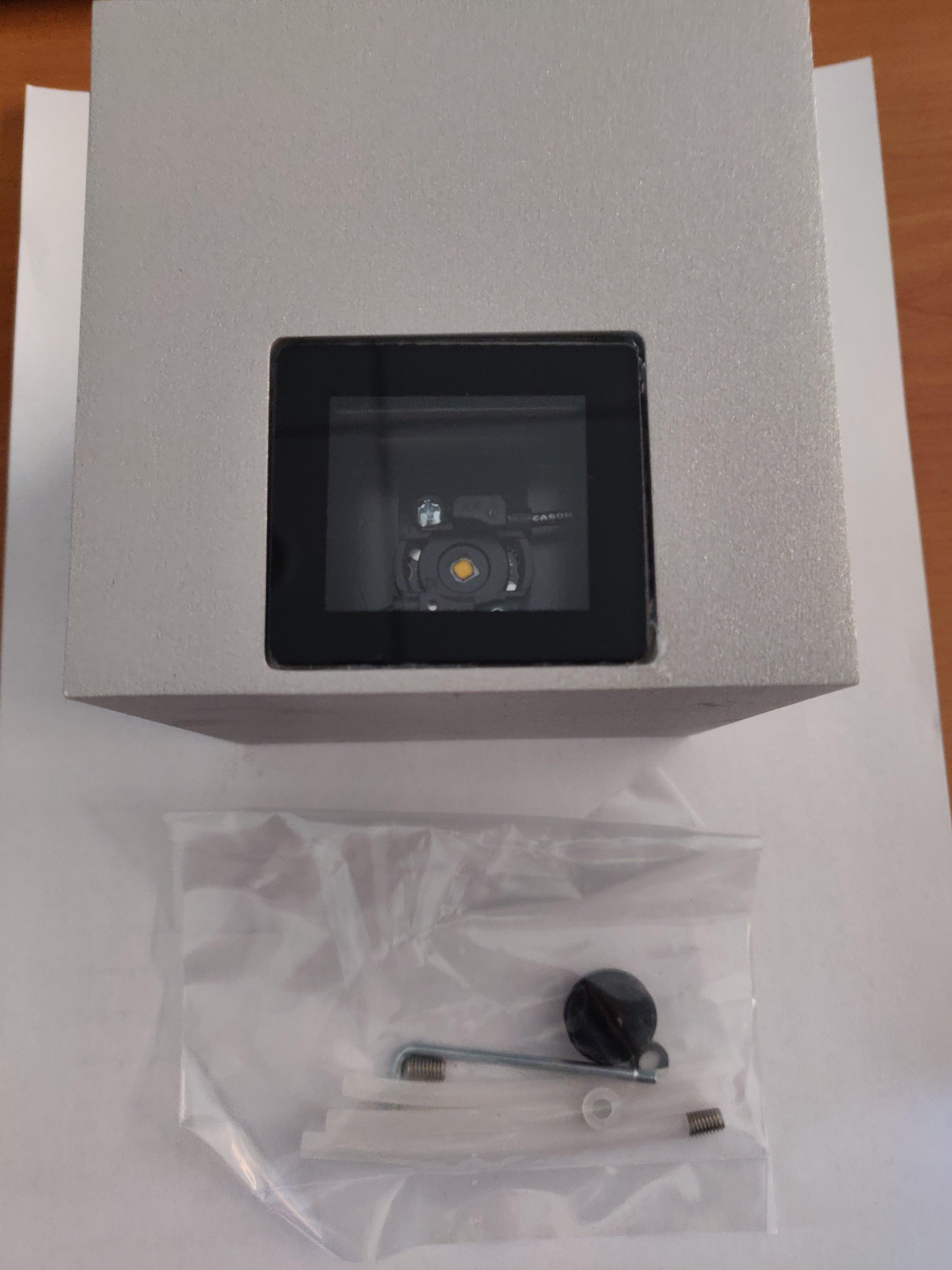 quasar prisma 6 watt pri303366 vendita online