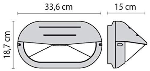 misura dimensione prisma super delta 33 visa 60