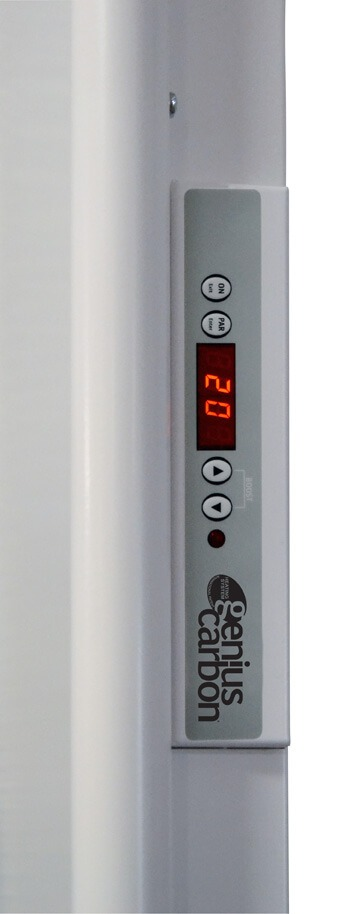 centralina controllo riscaldamento e temperatura ambiente