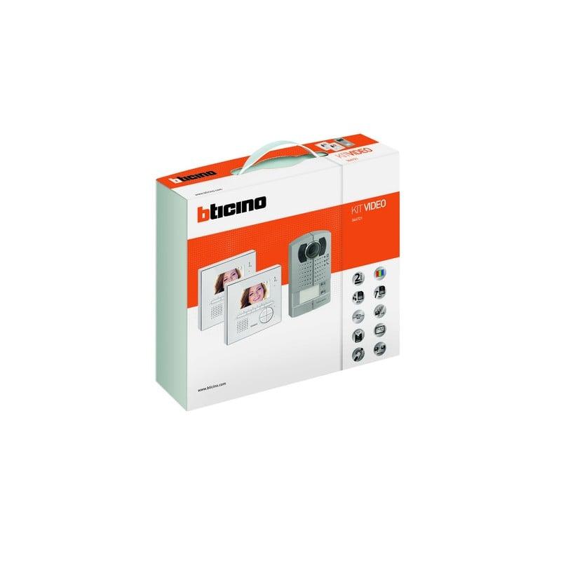 videocitfono bifamiliare per villette o piccoli condomini