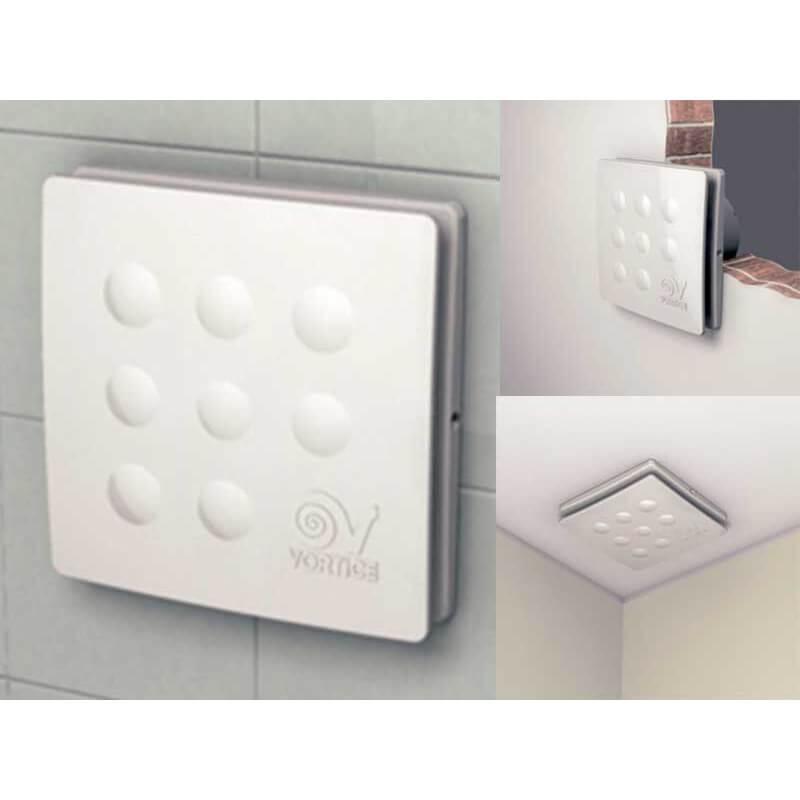 Aspiratore vortice catalogo aspiratori bagno e cucina - Aspiratore per bagno silenzioso ...