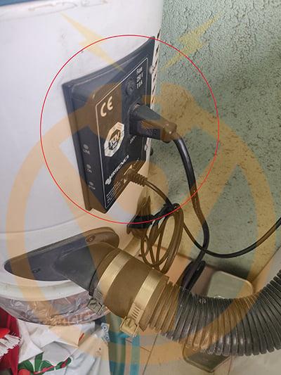 manutenzione scheda elettronica