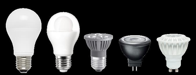 Lampadine led prezzi vendita lampade a led campoelettrico for Lampadine led particolari