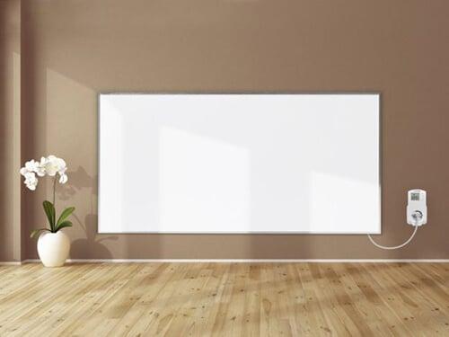 Migliori pannelli radianti infrarossi per riscaldamento elettrico 2019 - Riscaldamento pannelli radianti a parete ...