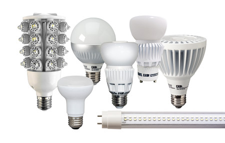 tutti i tipi di lampadine ed illuminazione quali esistono