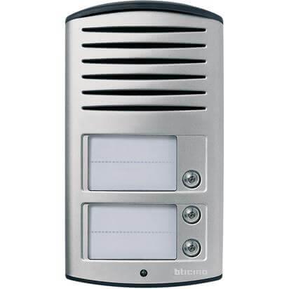 pulsantiera esterna b ticino per kit trifamiliare o trifamigliare 3 condomini