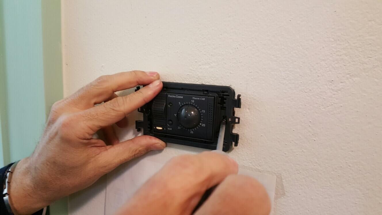Schema Elettrico Termostato Ambiente : Come installare un termostato ambiente per caldaia