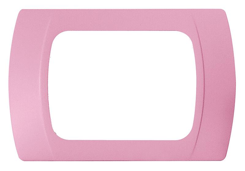 compatibile non originale rosa pastello vimar eikon, plana, arkè