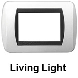 placche compatibili biticino living light prezzi offerte costi costo
