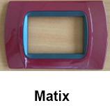 placca compatibile bticino matix