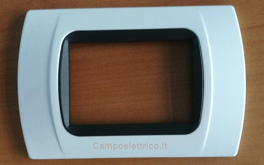 placca compatibile bianca con serie biticino miglior offerta e prezzo per acquisto online