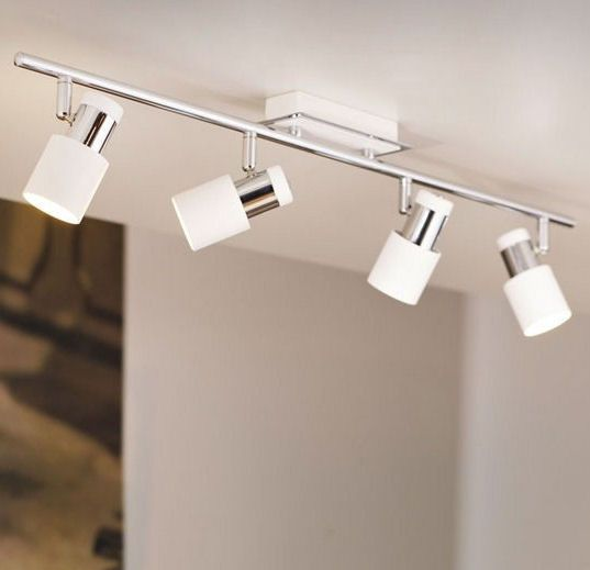 Faretti led incasso vendita luci controsoffitto cartongesso campoelettrico - Illuminazione bagno con faretti ...