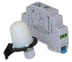 Schema Collegamento Lampada Con Sensore Di Movimento : Circuito con interruttore crepuscolare
