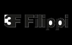 marca 3f filippi logo