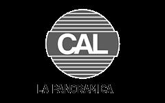marca cal panoramica logo