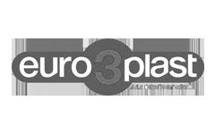 marca euro 3 plast logo