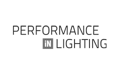 marca prisma performance in lighting logo