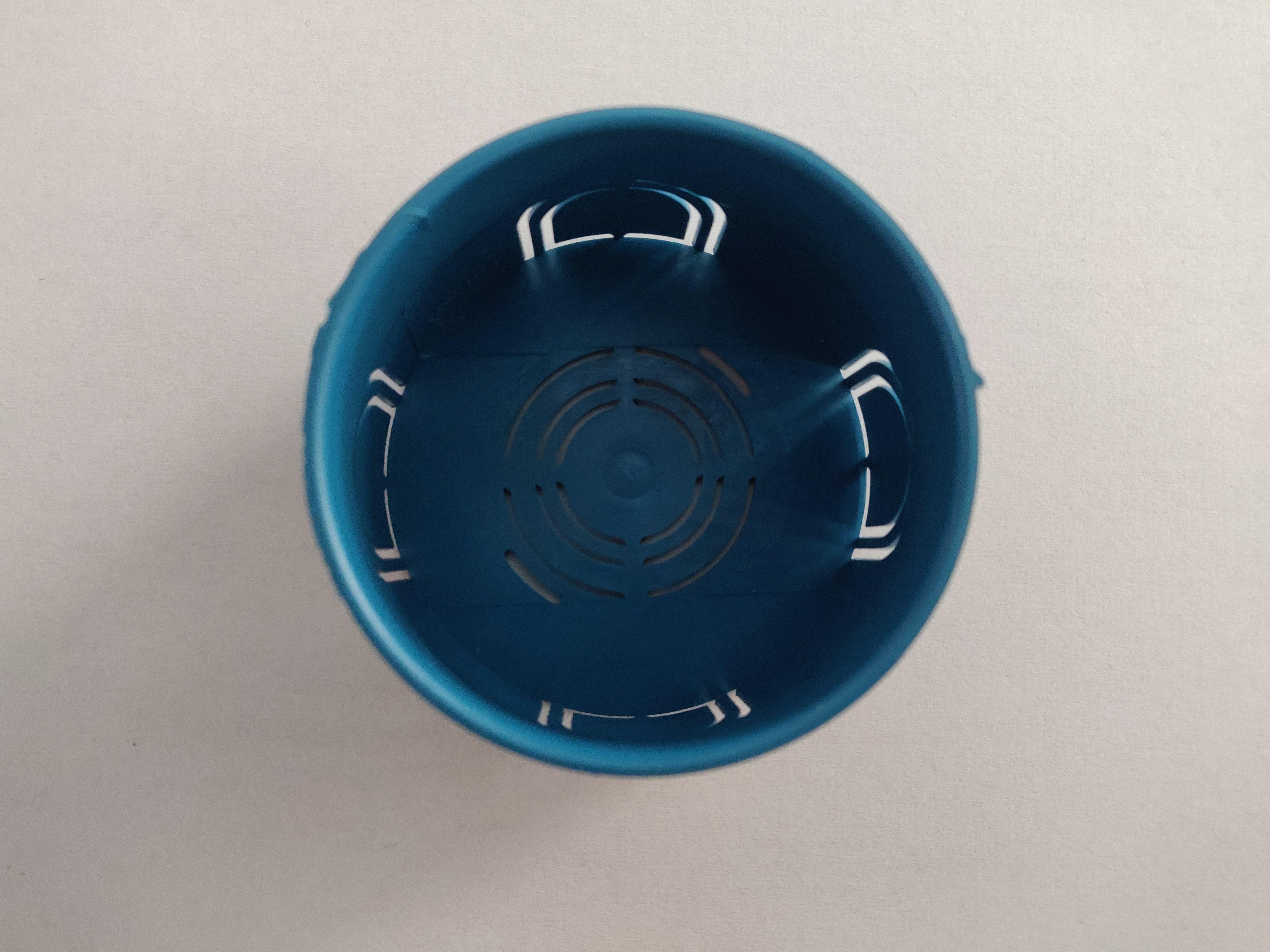 scatola derivazione incasso vimar v71001 blu acquistare online