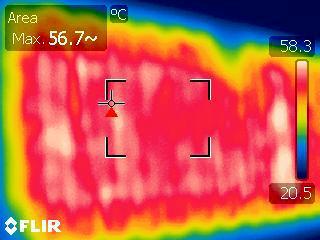 mappa schema calore