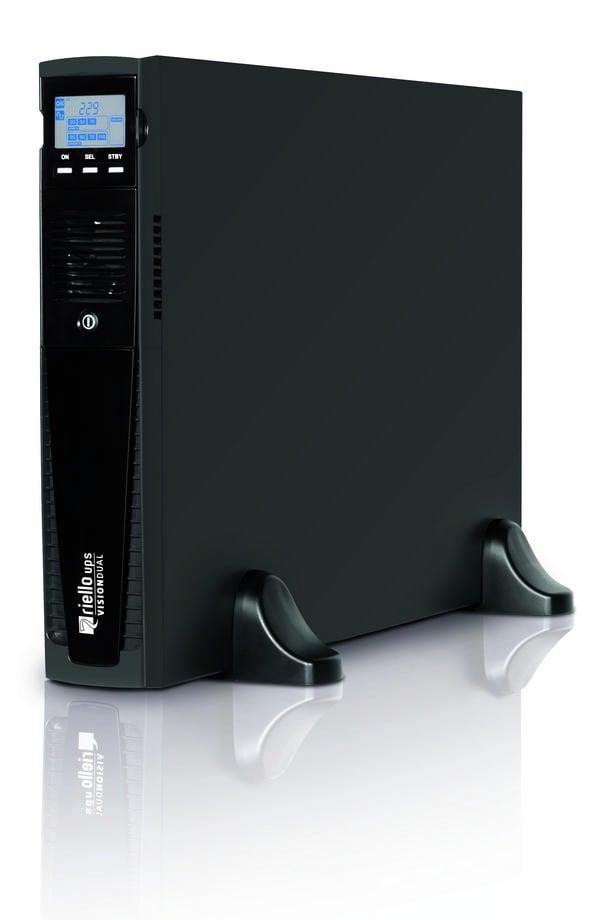 Riello Ups Gruppi di Continuità per server, pc, computer e protezione sovratensioni e autonomia black out
